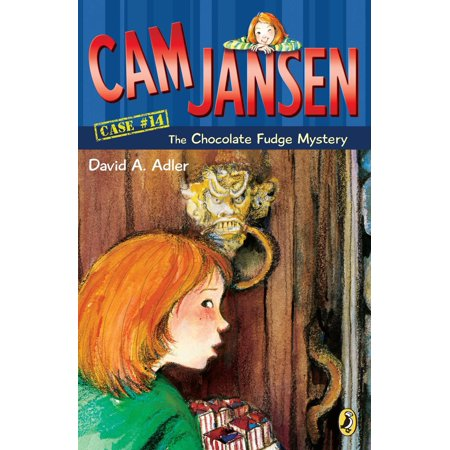 - Cam Jansen: the Chocolate Fudge Mystery #14