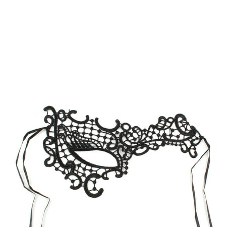 Prom Masquerade Masks (Women Girls Sexy Lace Venetian Masquerade Eye Mask for Ball Prom Fancy Dress Party Favors,)