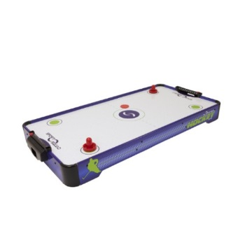 Sport Squad HX40 40-Inch Electric Tiletop Air Hockey Tile with 2 Pushers and 2 Pucks by
