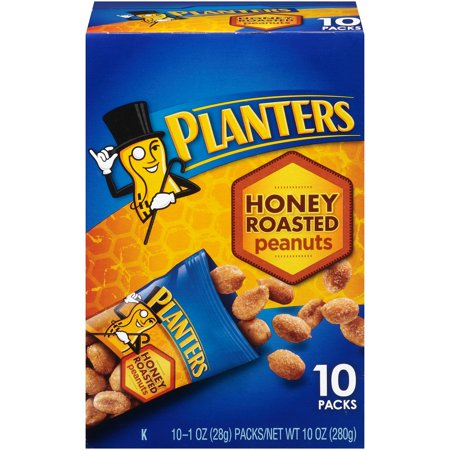 dp peanuts roasted planters jar pack honey planter com amazon of