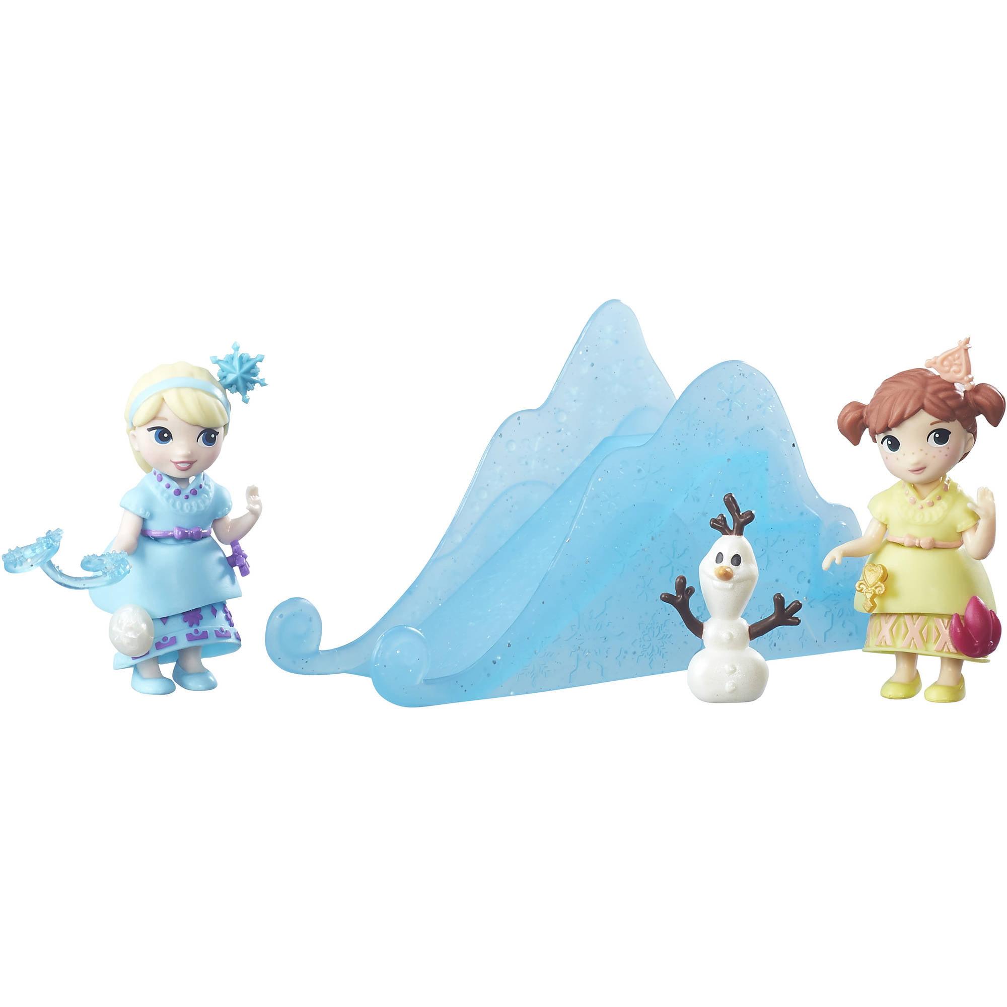 Disney Frozen Little Kingdom Snow Sisters Set by Hasbro