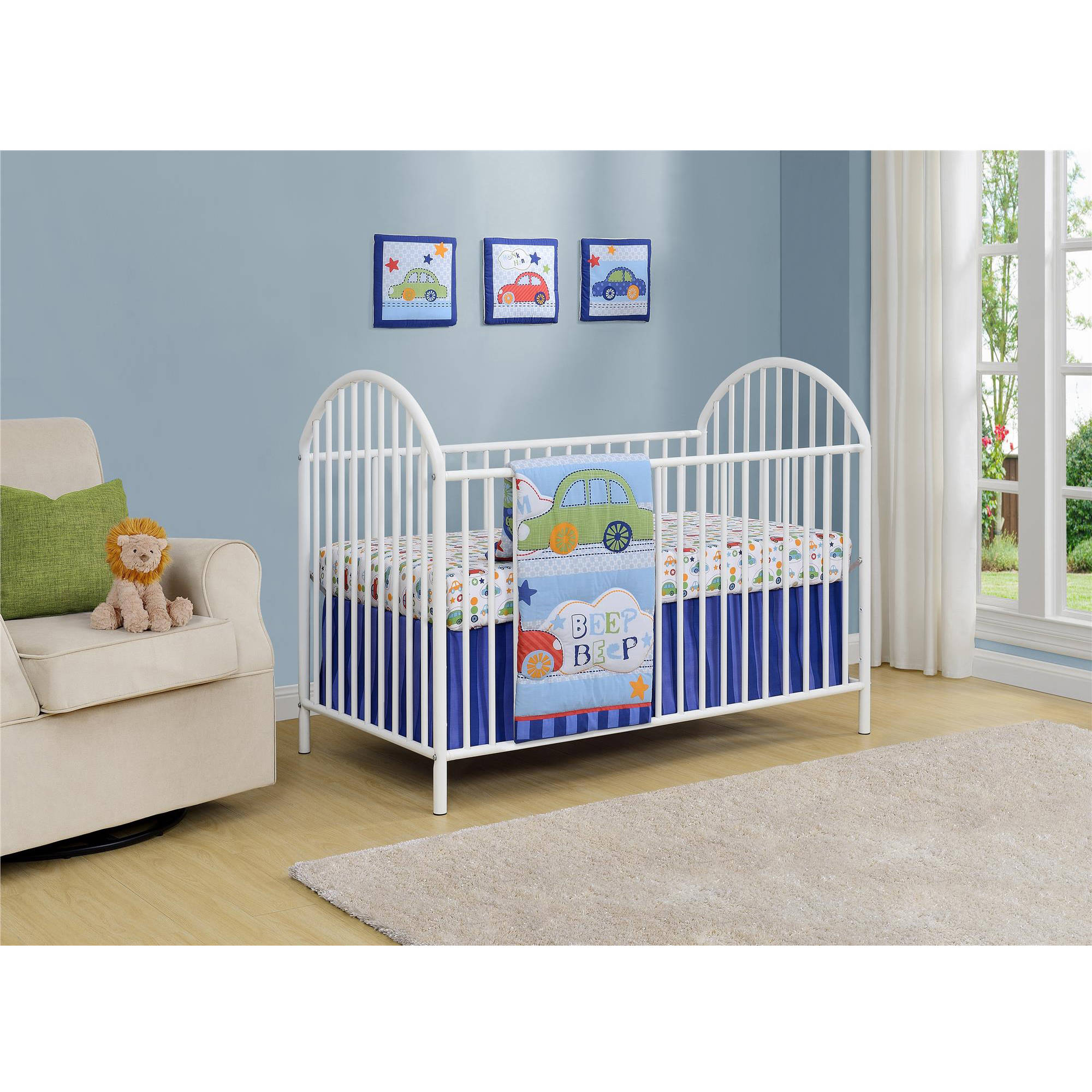 Cosco Maxwell Crib, White
