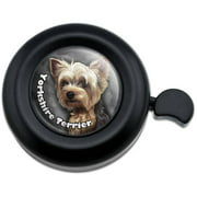 Yorkshire Terrier Yorkie Dog Pet Bicycle Handlebar Bike Bell