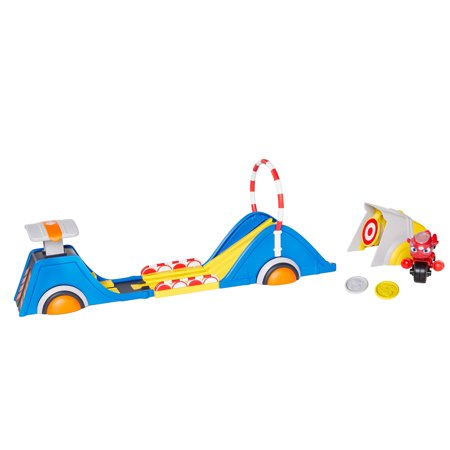Ricky Zoom Ricky Speed & Stunt Playset