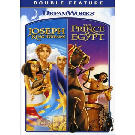 The Prince Of Egypt/Joseph: King Of Dreams (Widescreen)