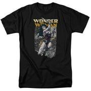 Jla - Wonder Slice - Short Sleeve Shirt - XX-Large