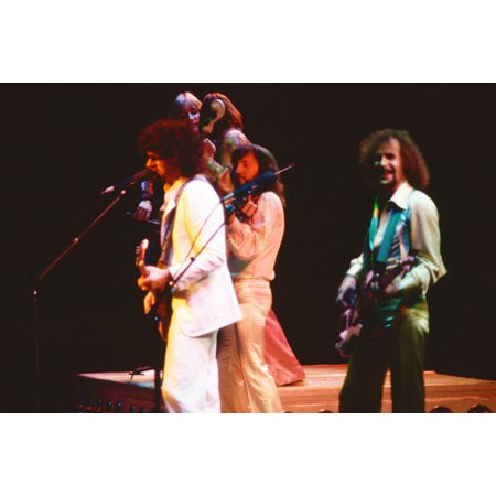 Halloween Orchestra Concert (Electric Light Orchestra Jeff Lynne In Concert 1970's 24x36)