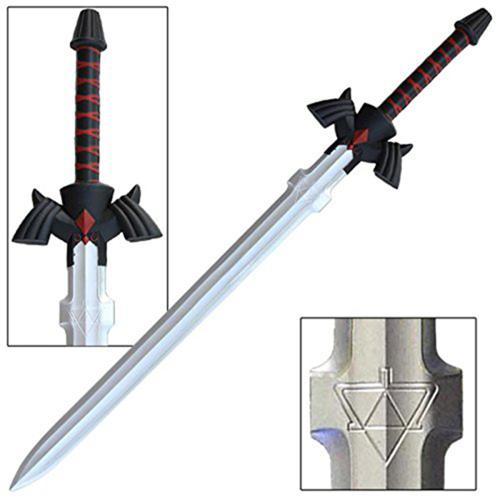 "Legend of Zelda 43"" Dark Link Shadow Foam LARP Master Sword Replica"