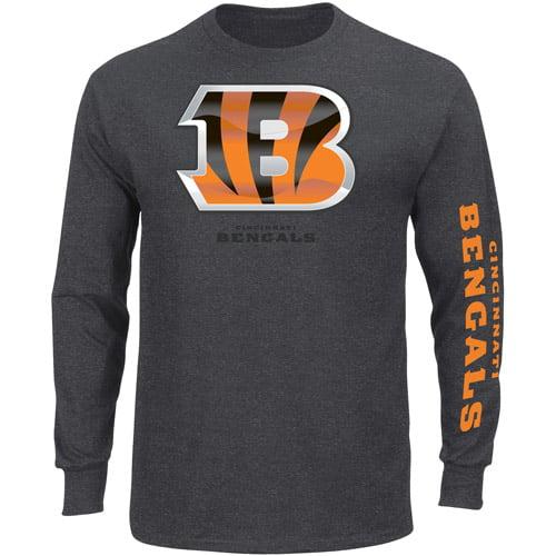 NFL - Men's Cincinnati Bengals Long Sleeve Team Tee