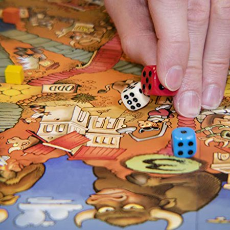 Calliope Games Running The Bulls Board Game - image 3 of 4