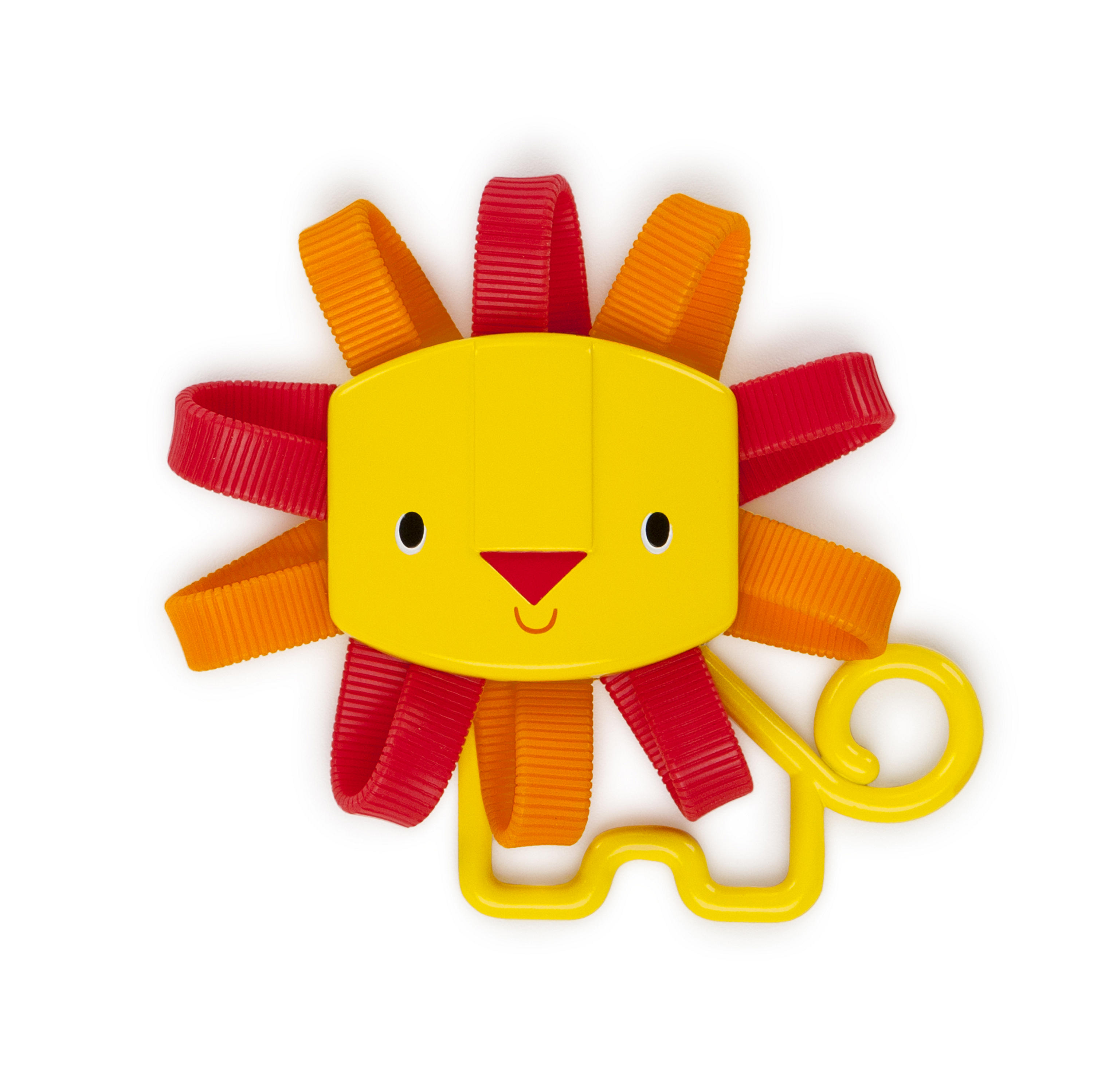 Oball Roar O Rattle Teether