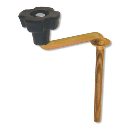 Vehicle Tie Downs (Tie Downs D780312  Tie Down Crank With Turn Knob 1/2