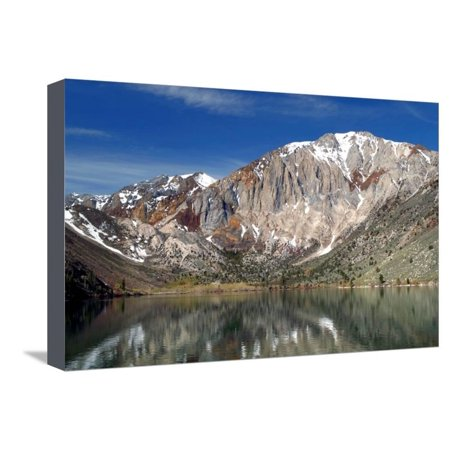 Convict Lake Stretched Canvas Print Wall Art By Douglas (Quality Taylors Lakes)