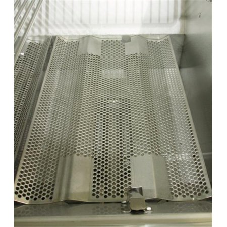 Cunningham Gas Products 3056-S-4 Stainless Steel Flavor Grids - Set of 4 - Echelon E1060 & Elite 50 Magnum (Stainless Steel Flavor Bar)