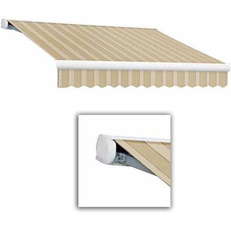 Key West-LX Full-Cassette Manual Retractable Awning