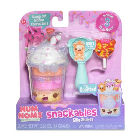 Num Noms Snackables Silly Shakes- Birthday Shake
