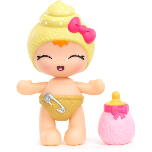 Lalaloopsy Babies Newborn Doll, Ice Cream