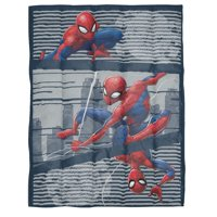 "Spiderman Kid's Weighted Blanket, 4.5 lb, 36"" x 48"""