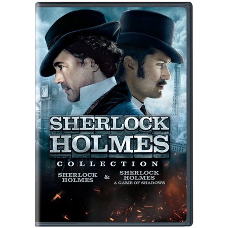 Sherlock Holmes / Sherlock Holmes: A Game of (Katie Holmes Fashion)