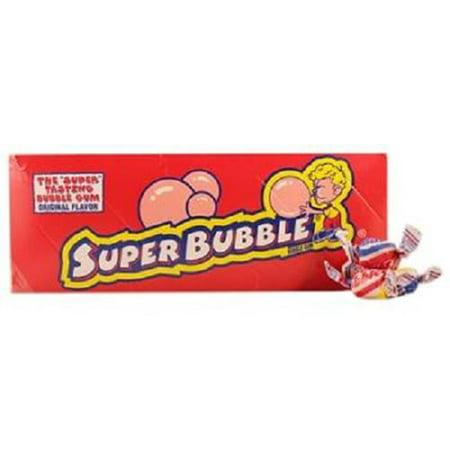 Super Bubble Gum (Product Of Super Bubble, Bubble Gum Original, Count 300 - Gum / Grab Varieties &)