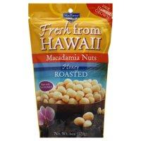 MacFarms Fresh from Hawaii Honey Roasted Macadamias Nuts, 6 Oz.