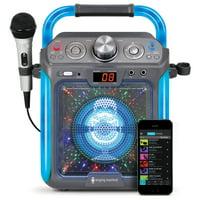 Singing Machine Bluetooth G-Lite CD+G Karaoke System