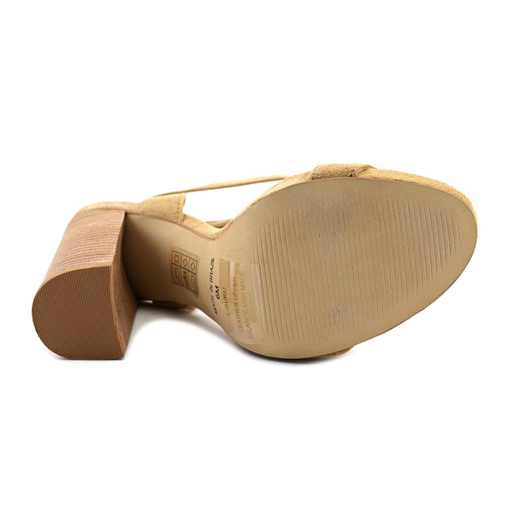 LFL Guru Women  Open Toe Suede  Sandals