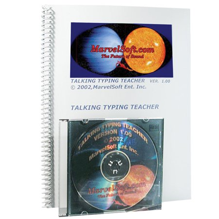 Talking Typing Teacher - Standard (Talking Software)