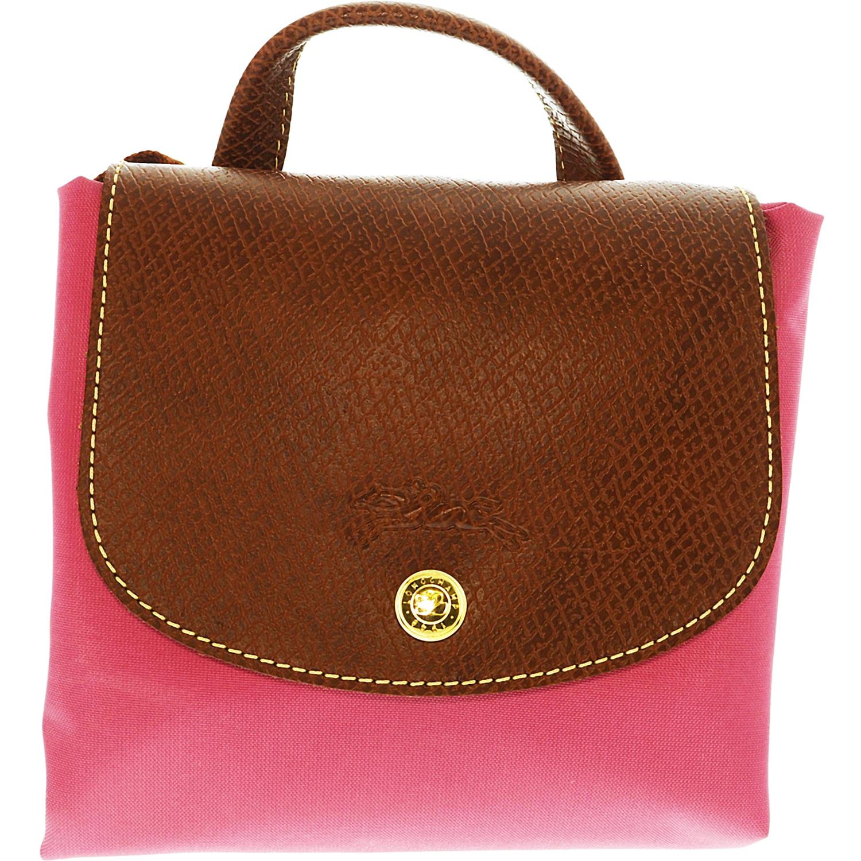 Shop für authentische schnelle Farbe Schnäppchen für Mode Women's Le Pliage Rucksack Nylon Backpack - Pivoine