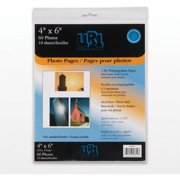 "Pinnacle Frames 10-Page Refill Pack for 4"" x 6"" Photos"