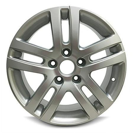 Volkswagen Jetta 16 Inch 5 Lug 10 Spoke Alloy Rim/16x6.5 5-112 Alloy Wheel ()