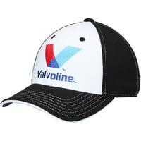 Alex Bowman Valvoline Hendrick Motorsports Team Adjustable Hat - White/Black - OSFA