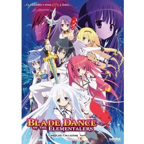 Blade Dance Of The Elementalers: The Complete Collection (CD)