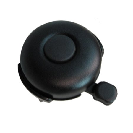 Bicycle Ringer - Sunlite Bicycle Bell 53mm Aly Ringer Black