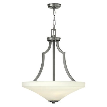 Hinkley Lighting 4193 4 Light Indoor Bowl Shaped Pendant From The Spencer Collection