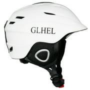 Nokiwiqis Outdoor Ski Helmet, Adjustable Ski Helmet, Snow Sports Helmet, Snowboard Helmet for Women Men