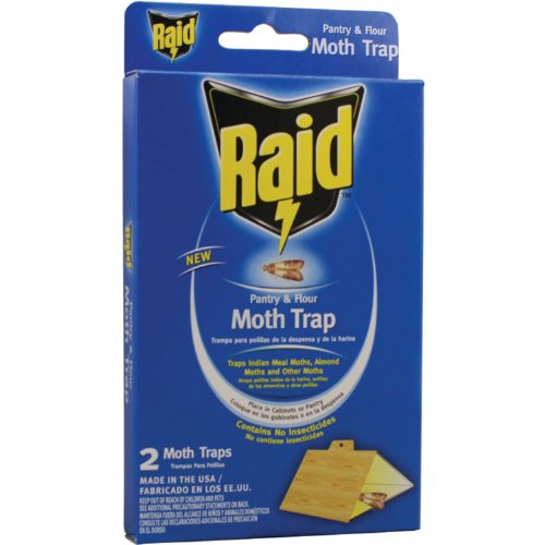 Pic 815825012394 Raid Pmothraid Pantry Moth Traps [12 Packs Of 2]