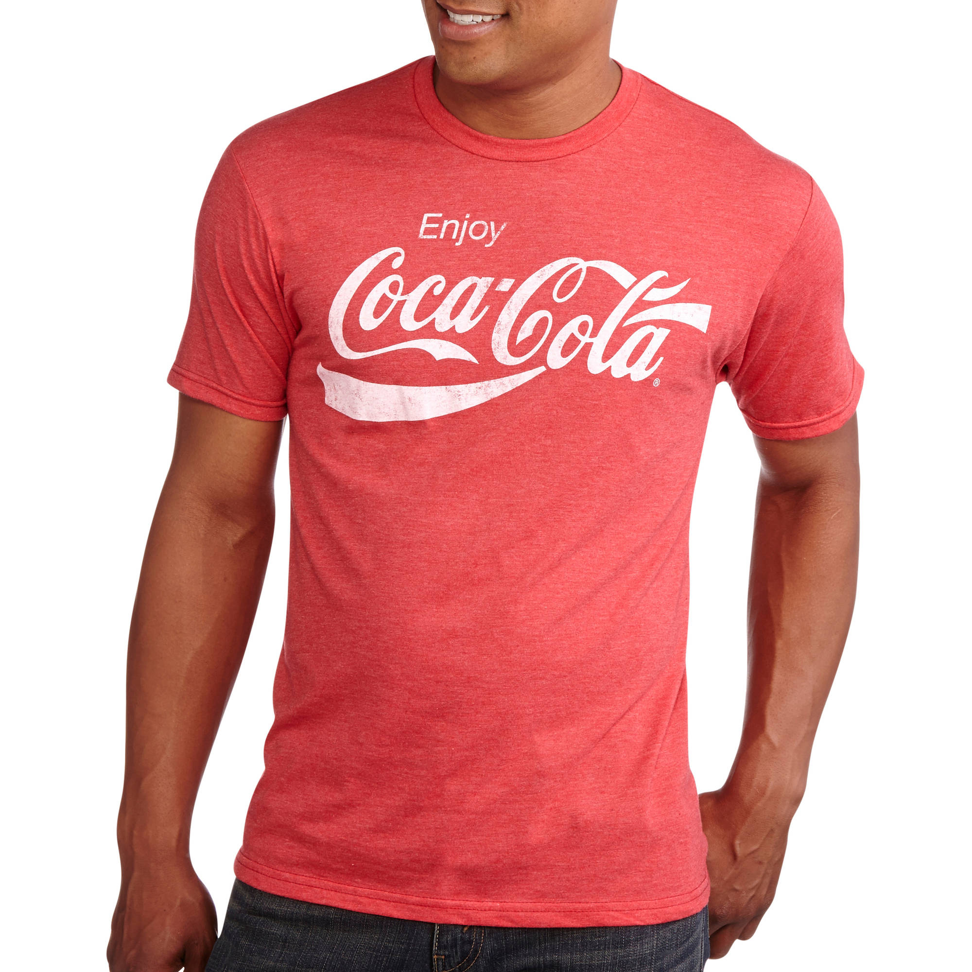 a22716330247c Food   Beverage - Coca Cola Men s Graphic Tee - Walmart.com