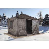 Sojag Universal Polyethylene Winter Gazebo Cover, Multiple Sizes