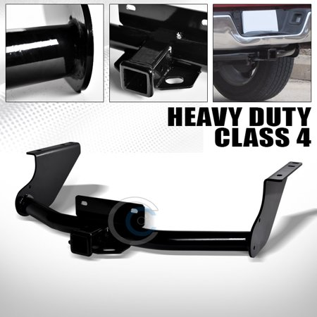 "Velocity Concepts Class 4 Trailer Hitch Receiver Rear Bumper Tow Kit 2"" 09-17 Dodge Ram Truck 1500"