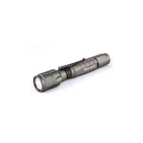 Terralux TLF3002AA-BK LightStar300 Flashlight Chrome