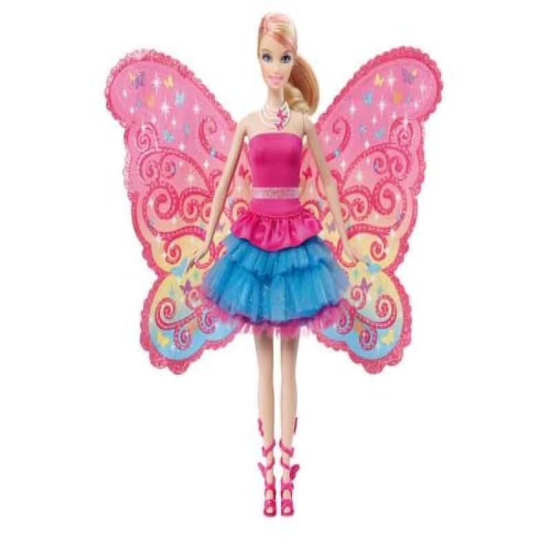 Barbie A Fairy Secret Transforming Doll by Mattel, Inc.
