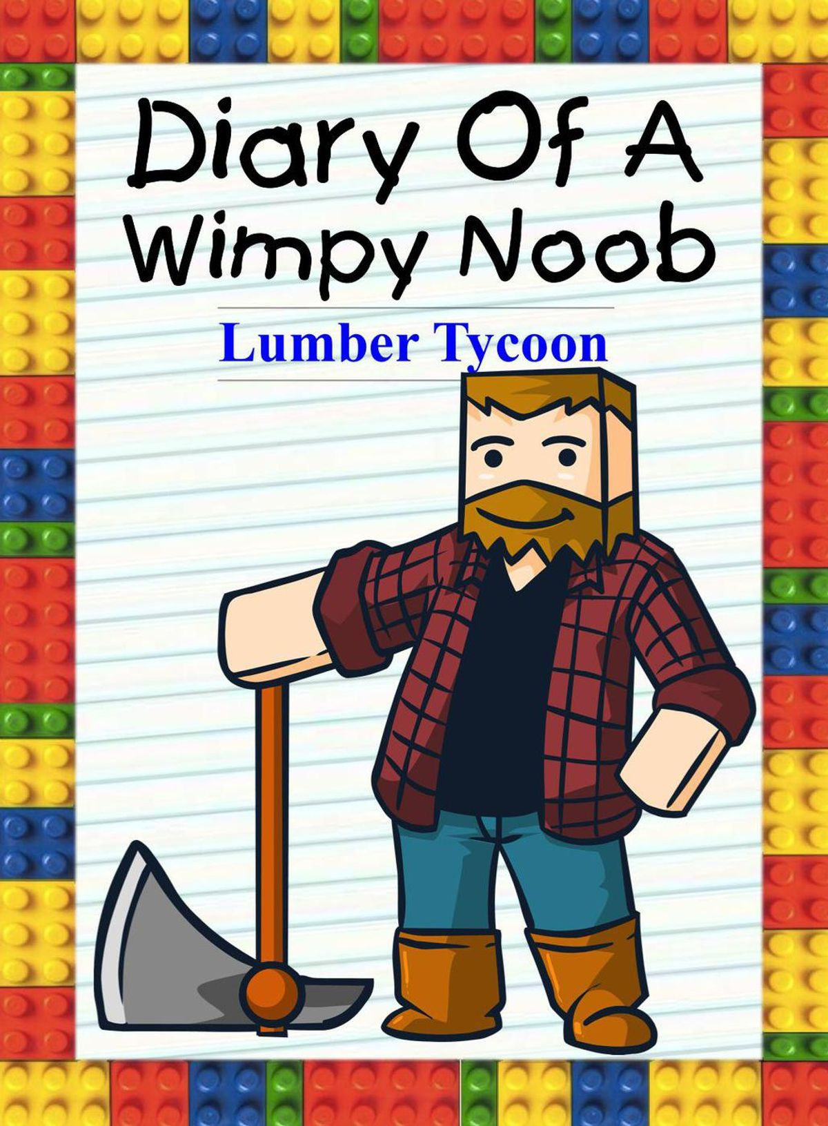 Diary Of A Wimpy Noob Lumber Tycoon Ebook Walmart Com