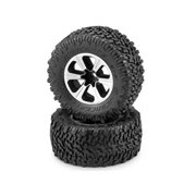 JConcepts Scorpios SCT Tire Front Slash Mounted Hustle Wheel