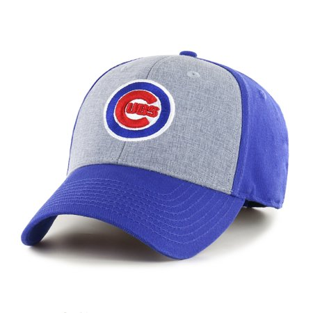 Fan Favorite MLB Essential Adjustable Hat, Chicago Cubs
