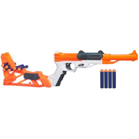 Nerf N-Strike Elite Sharpfire 6-in-1-Blaster, Ages 8 and up