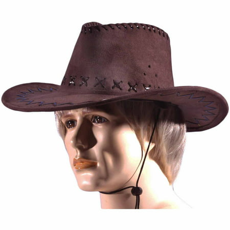 Cowboy Hat Adult Halloween Costume - Cowboy Costume For Adults
