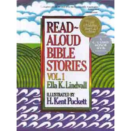 Read Aloud Bible Stories Volume - Read Aloud Halloween Books