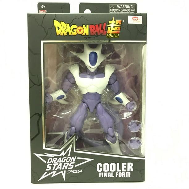 Dragon Ball Super Series 16 Dragon Stars Cooler Final Form Figure