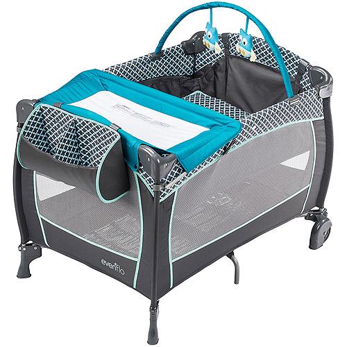 Evenflo Portable BabySuite Deluxe Monaco